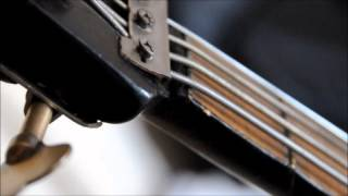 The worst vintage bass guitar in the world