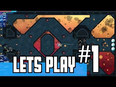 Starward Rogue Lets Play / GAMEPLAY #1  