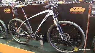 2016 KTM Aero 29 Pro Mountain Bike - Walkaround - 2015 Eurobike