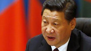 China\'s President Xi Jinping cracking down on corruption