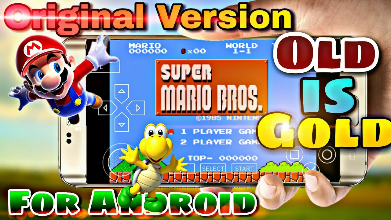 Super Mario Bros APK Download Latest 2020 Version ...