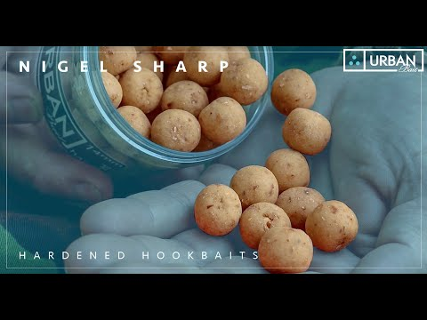 Nigel Sharp Explains The Benefits Of Using Hardened Hookbaits