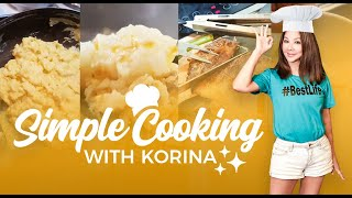 Simple Cooking with Korina