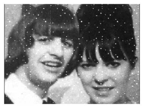Christmas - Maureen and Ringo Starr
