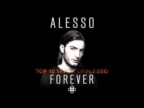 Top 10 best track of Alesso
