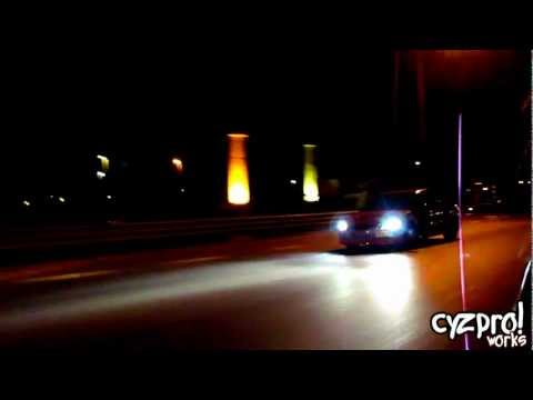 Battle Night:  Evolution IX vs Impreza WRX GC8 - Ferrari 458 Italia Porsche 997 Turbo