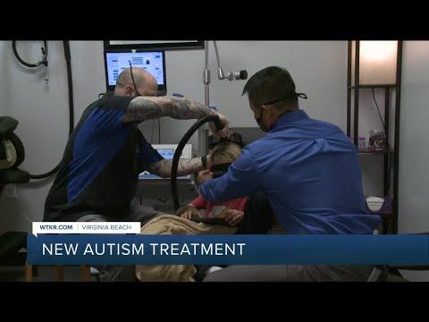 New Autism Treatment