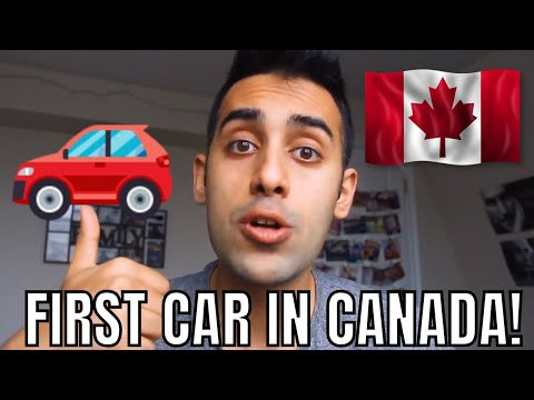 Buying Your First Car In Canada | Moving To Canada
