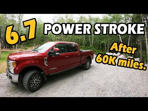 6.7L PowerStroke Ford F250 Diesel ***ACTUAL OWNER'S REVIEW***   Truck Central