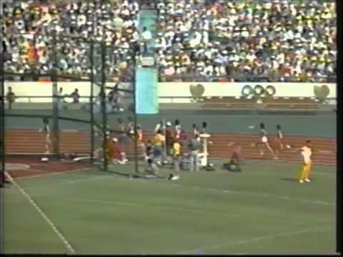 1988 Olympics - Women's 1500 Meter Run