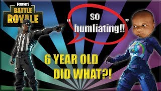 I got free fortnite coaching by scamming a kid with a voice changer *MUST WATCH*