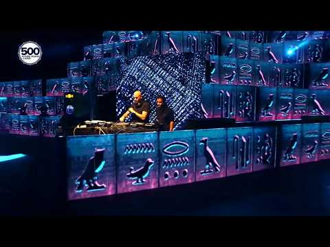 ALY & FILA @ FSOE 500, The Great Pyramids of Giza, Egypt [Fu
