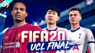 CHAMPIONS LEAGUE FINAL! LIVERPOOL VS TOTTENHAM 2019 | FIFA 20