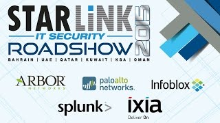 The 5th StarLink IT Security Roadshow 2015 Across 6 Cities
