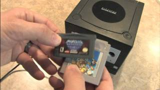 Classic Game Room - GAME BOY GAMECUBE adapter for Nintendo GameCube review