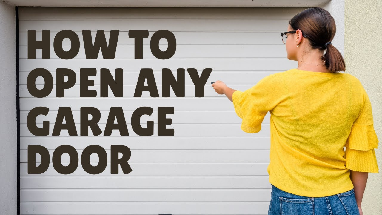 How To Make Any Garage Door Open With A Remote Or Universal Homelink Wiring Diagram