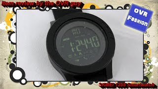 Item review - SKMEI 1255 Smartwatch