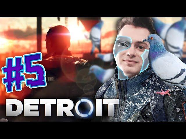 DŮŮŮŮŮŮM HÓÓLŮŮBÍÍÍÍÍÍÍÍ - Detroit: Become Human CZ s Míšou #5