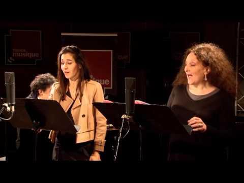 Schumann par Alain Altinoglu, Nora Gubisch et Chantal Perraud I Le live de la matinale