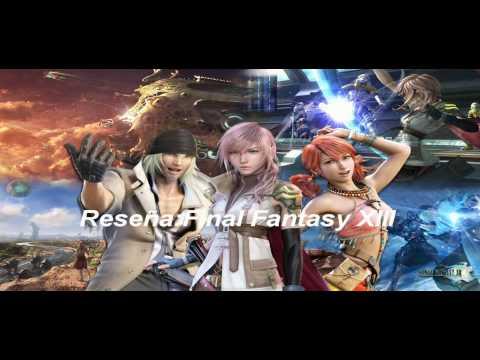 D-30 Reseñas:Final Fantasy XIII