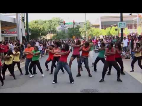 """How I Slay"" Flashmob  Swaziland."