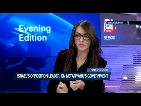 Exclusive Interview with Israeli opposition leader - Isaac ...
