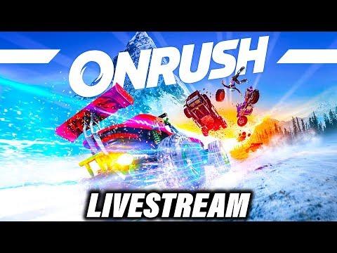 ONRUSH BETA Livestream Deutsch   Online MP mit rAii & P1TV   Gameplay German