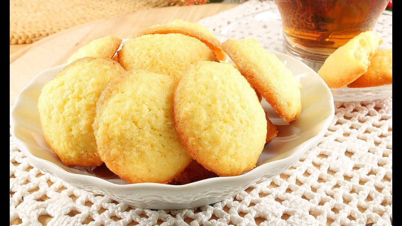 Простая выпечка с печеньем