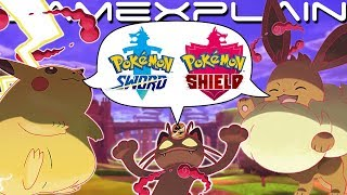 The Return of Chunky Pikachu! Pokémon Sword & Shield Gigantamax DISCUSSION
