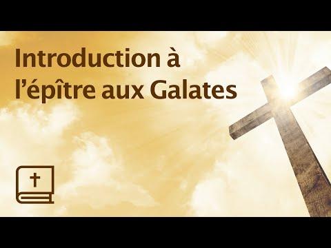 Introduction à l'Épître aux Galates