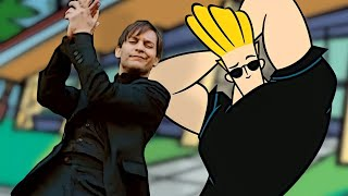 emo peter is johnny bravo!