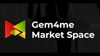 Gem4me Market Space обзор ICO | платформа для продажи продуктов и услуг