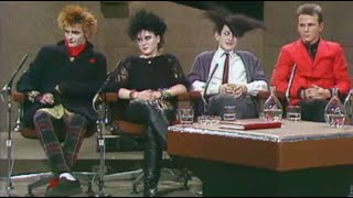Punks, Goths & Mods on Irish TV, 1983