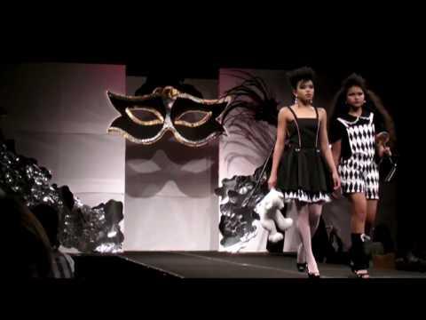 """Masquerade,"" Honolulu Community College fashion show"