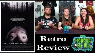 """""""The Blair Witch Project"""" 1999 Retro Horror Movie Review - The Horror Show"""
