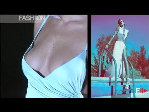 VERSACE Back to the 90's with the last Adv Campaign by Fashion Channel