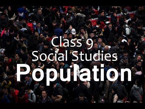 Class 9 Geo Population