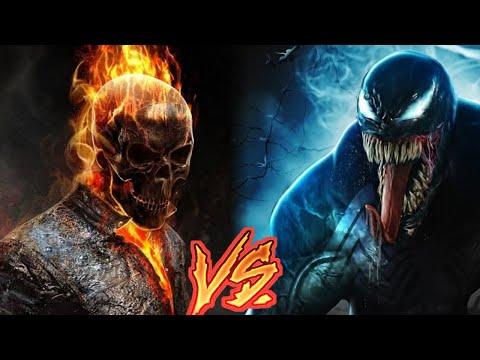 Ghost Rider Vs Venom / Who Will Win
