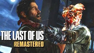 The Last Of Us Remastered PS4 PRO Gameplay German #18 - Trennung