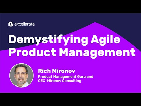 Demystifying Agile Product Management - Synerzip Free webinar (Jan 2014)