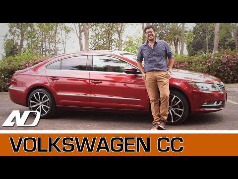 Volkswagen CC - El último caballero alemán