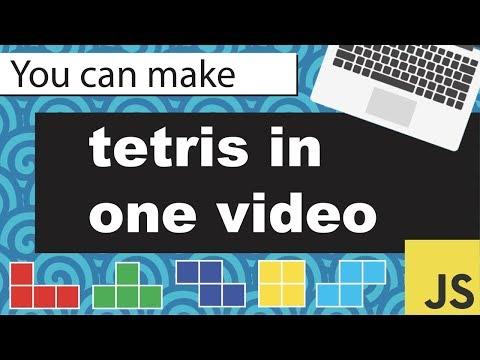 Tetris Game Design thumbnail