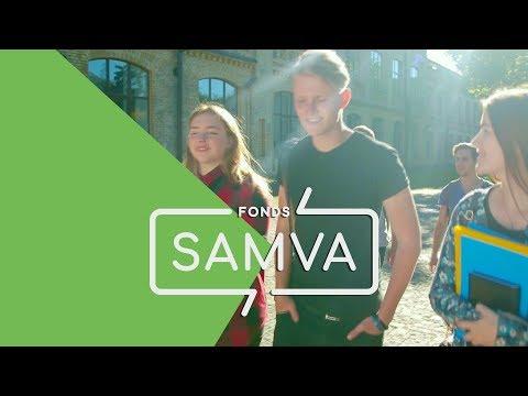 La vidéo officielle du Fonds SAMVA
