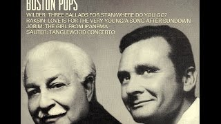 Stan Getz with Boston Pops Orchestra The Girl From
