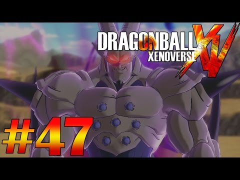 Let's Play Dragon Ball Xenoverse [#47] - GT: Angriff der Teufelsdrachen! (blind) [PS4] [1080p/60fps]