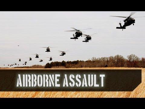 AIRBORNE ASSAULT .LIVE.ARMA III.@SquadAlpha_Es