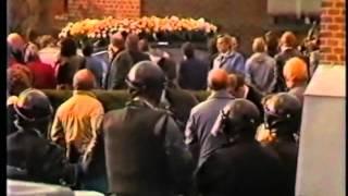 Funeral Of John McMichael