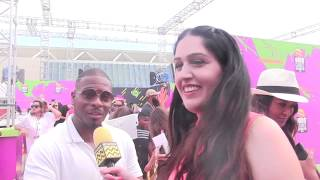 Kids Choice Sports Awards Interview with Kel Mitchell