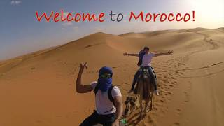 Travelling around the world- Morocco
