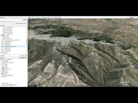 Great Salt Lake Flat Earth Test